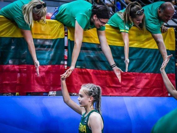 FIBA nuotr./Justė Jocytė