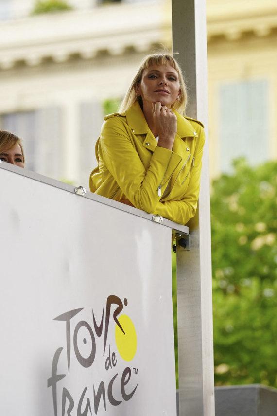 Vida Press nuotr./Monako princesė Charlene