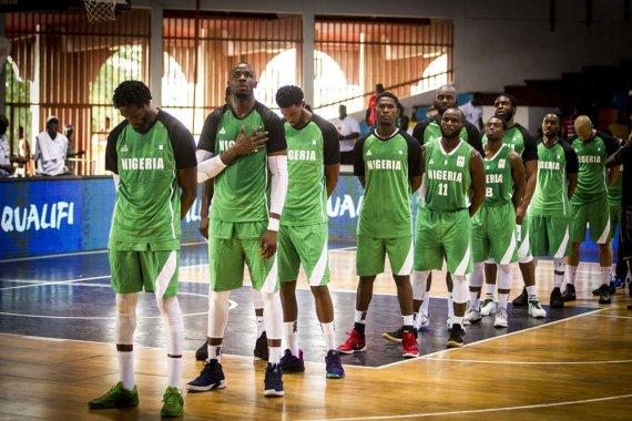 nuotr. FIBA /Nigerijos krepšinio rinktinė