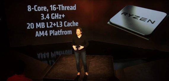 """Stopkadras/AMD """"Ryzen"""" procesorių linijos pristatymas"""