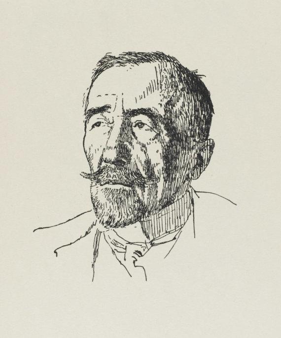 """Mary Evans"" / ""Scanpix"" nuotr./Josephas Conradas, 1922 m."