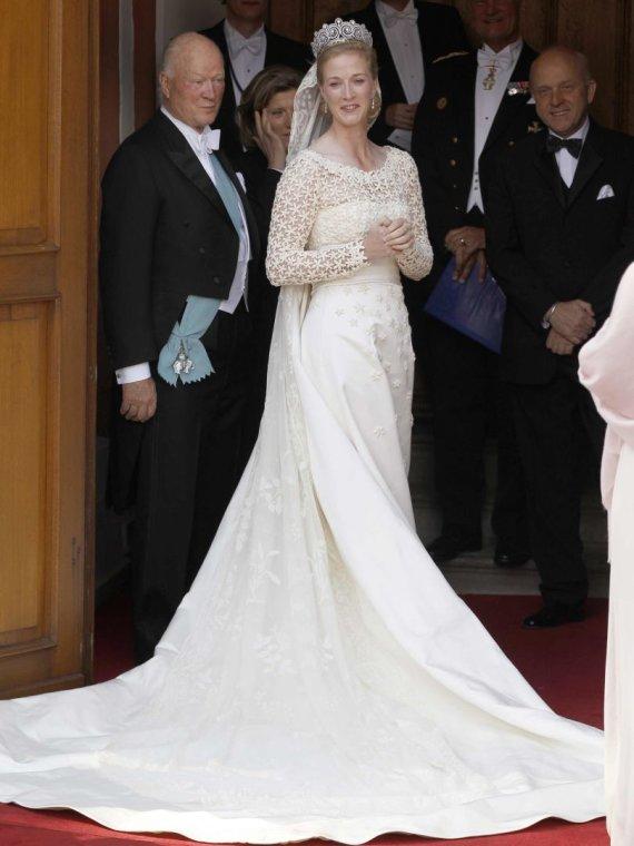 """Reuters""/""Scanpix"" nuotr./Danijos princesėNathalie (2011 m.)"
