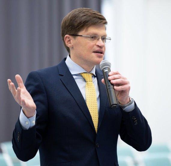 Domo Jokubauskio nuotr./Dr. Audrius Alkauskas