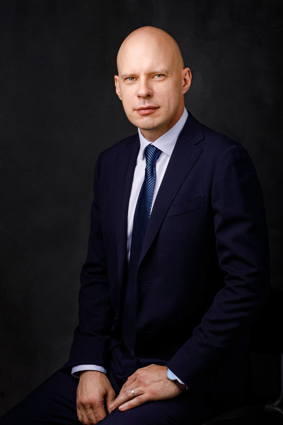 """VĮ """"Oro navigacija"""" nuotr./Marius Beliūnas"""