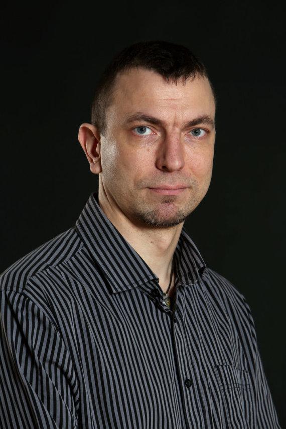 Eriko Ovčarenko / 15min nuotr./Saulius Tvirbutas