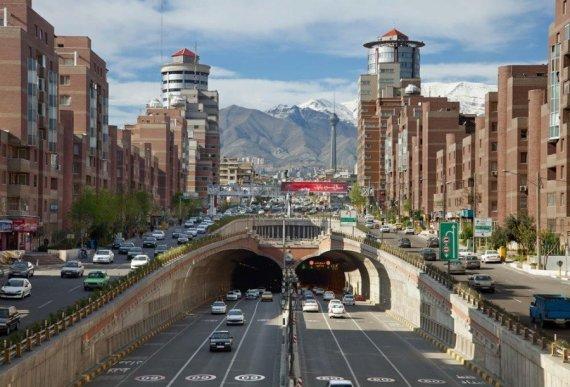 123rf.com nuotr./Tohid tunelis Teherane