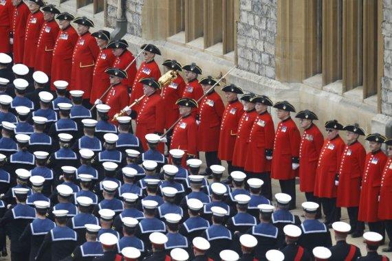 AFP/Scanpix nuotr./Britų kariai