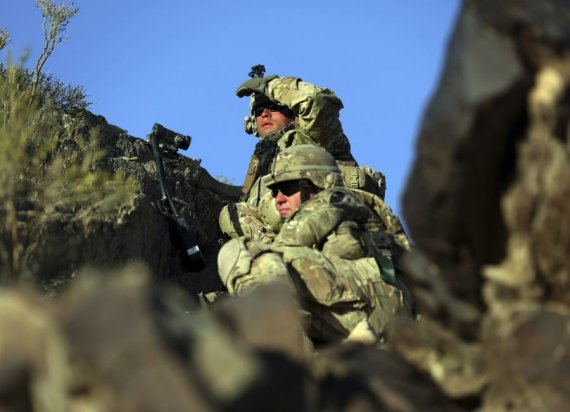Reuters/Scanpix nuotr./Kariai Afganistane