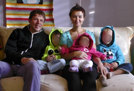Julijos Bašinovos šeima