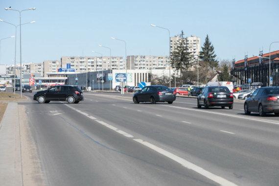 S.Žiuros nuotr./Vilnius, Ukmergės gatvė