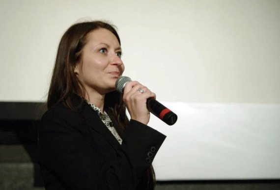 """Festivalio """"Nepatogus kinas"""" nuotr./Eglė Samoškaitė"""