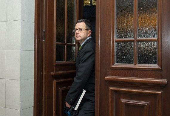 Irmanto Gelūno / 15min nuotr./Paskelbtas nuosprendis J.E.Petraičio baudžiamojoje byloje.