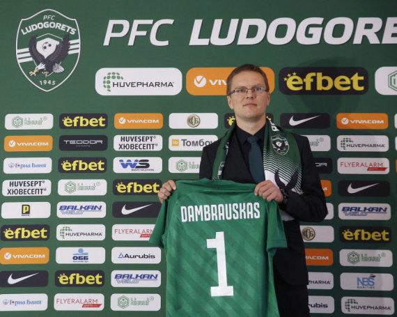 nuotr. ludogorets.com/Valdas Dambrauskas