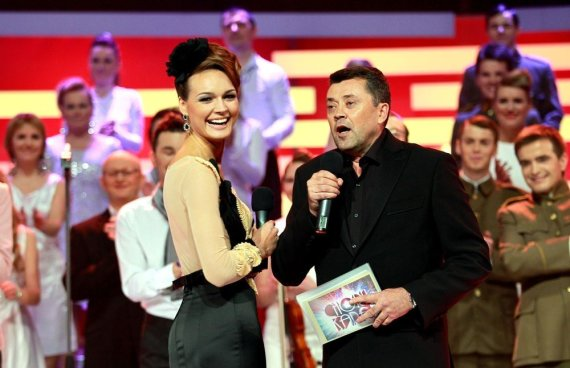 Irmanto Gelūno / 15min nuotr./Laidos Vedėjai Jurgita Jurkutė ir Vytautas Šapranauskas