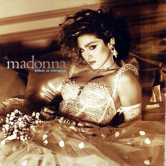 Vida Press nuotr./Madonna (1984 m.)