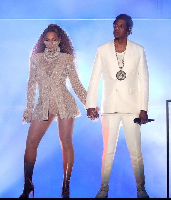 Vida Press nuotr./Beyonce ir Jay-Z