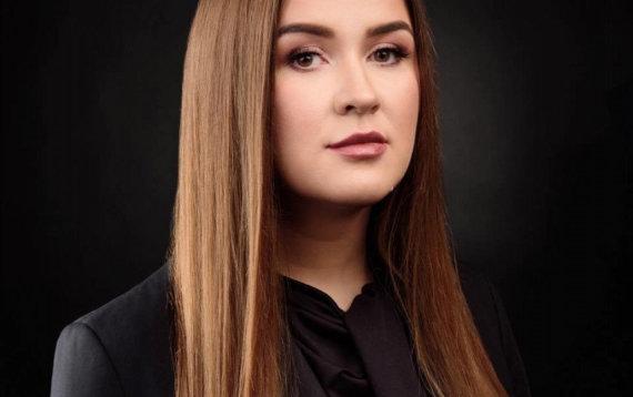 Ekonomikos ir inovacijų ministerijos nuotr./ Ekonomikos ir inovacijų viceministrė Eglė Markevičiūtė