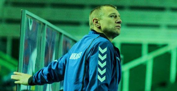 Valdo Knyzelio/LFF nuotr./Daivydas Kalpokas