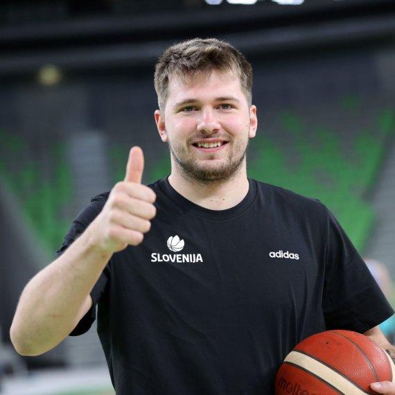 KZS/alesfevzer.com nuotr./Luka Dončičius
