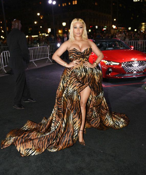"AFP/""Scanpix"" nuotr./Nicki Minaj"