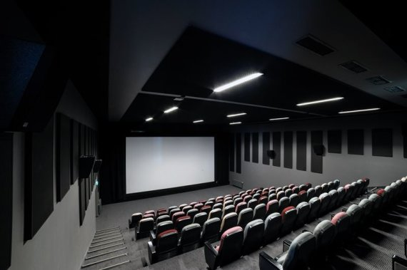 Klaipėdos kultūros fabriko nuotr./ Kino salė