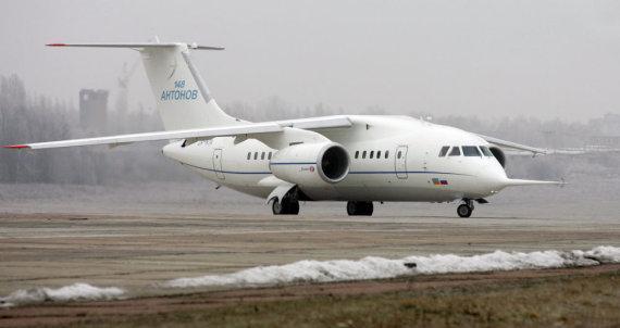"""Reuters""/""Scanpix"" nuotr./Lėktuvas ""Antonov An-148"""
