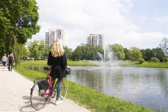 Like Bike Kaunas nuotr./Kalniečių parkas