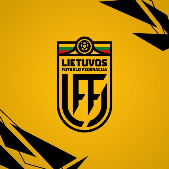 LFF nuotr./Naujas LFF logotipas.