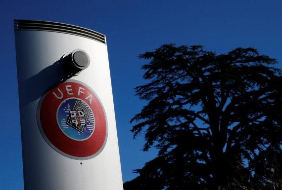 """""""Scanpix"""" nuotr./UEFA rengia specialią vaizdo konferenciją"""