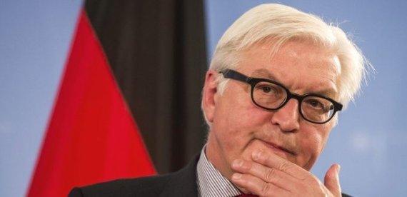 """AFP/""""Scanpix"""" nuotr./Frankas Walteris Steinmeieris"""