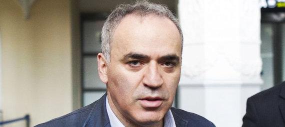 Irmanto Gelūno / 15min nuotr./Garis Kasparovas