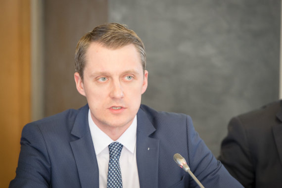 LRVK/ Dariaus Janučio nuotr./Žygimantas Vaičiūnas