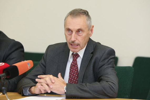 Juliaus Kalinsko / 15min nuotr./Arvydas Sekmokas