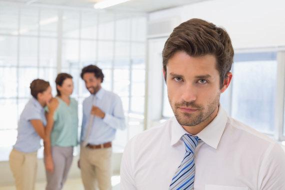 """""""Shutterstock"""" nuotr./Gandai apie blogus darbdavius sklinda """"iš lūpų į lūpas"""""""