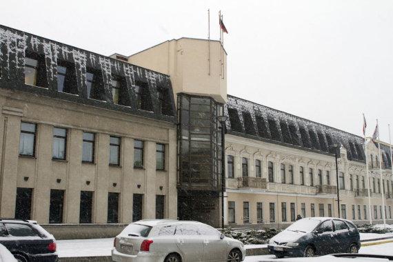 Vytauto Valentinavičiaus nuotr./Panevėžio savivaldybės buvusių vadovų byla tęsėsi nuo 2009 m.
