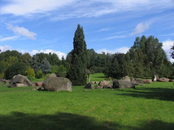 Salantų regioninio parko direkcijos archyvo nuotr./Mosėdžio muziejus