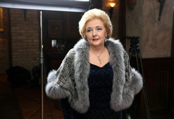 Luko Balandžio/Žmonės.lt nuotr./Kristina Brazauskienė
