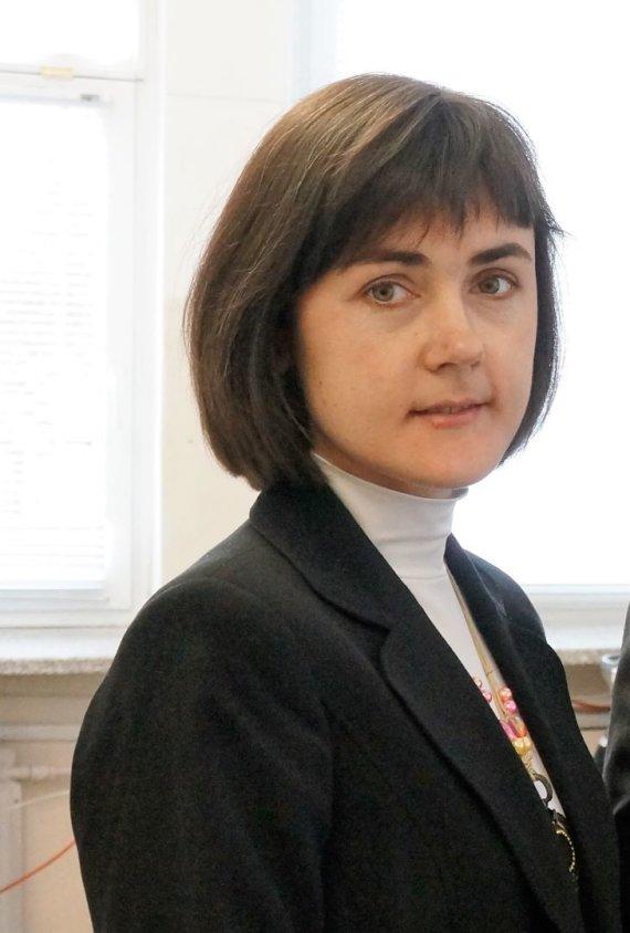 VDU nuotr./Projekto vadovė doc.dr. Vilma Kaškonienė