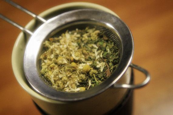Flickr.com/Ramunėlių arbata