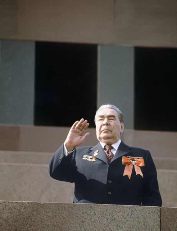 """Sputnik""/""Scanpix"" nuotr./Leonidas Brežnevas (1981 m.)"