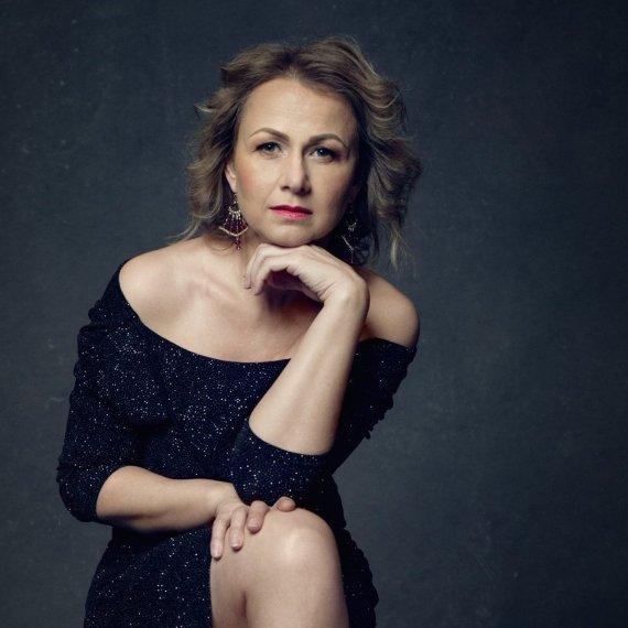 Eglės Orlovienės nuotr./Kristina Žalnierukynaitė