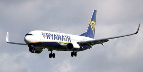"""Scanpix"" nuotr./""Ryanair"""