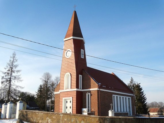 Vilensija/Wikipedia.org nuotr./Naujoji Balbieriškio bažnyčia