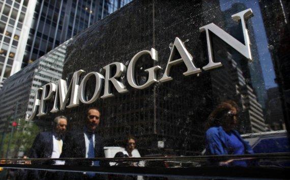 Scanpix. nuotr./JP Morgan