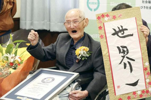 """""""Reuters""""/""""Scanpix"""" nuotr./Chitetsu Watanabe"""