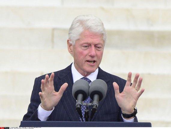 """AFP/""""Scanpix"""" nuotr./Billas Clintonas"""