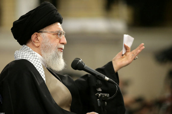 """Reuters""/""Scanpix"" nuotr./Ali Khamenei"