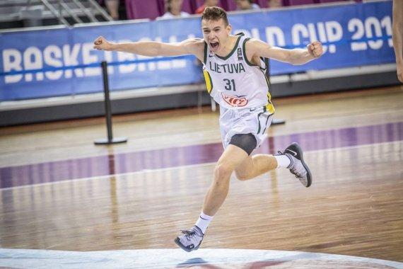 nuotr. FIBA/Rokas Jokubaitis