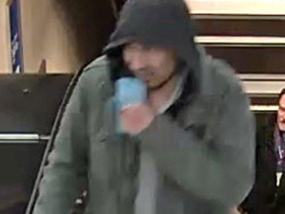 """""""Reuters""""/""""Scanpix"""" nuotr./Įtariamasis išpuolio Stokholme vykdytojas"""