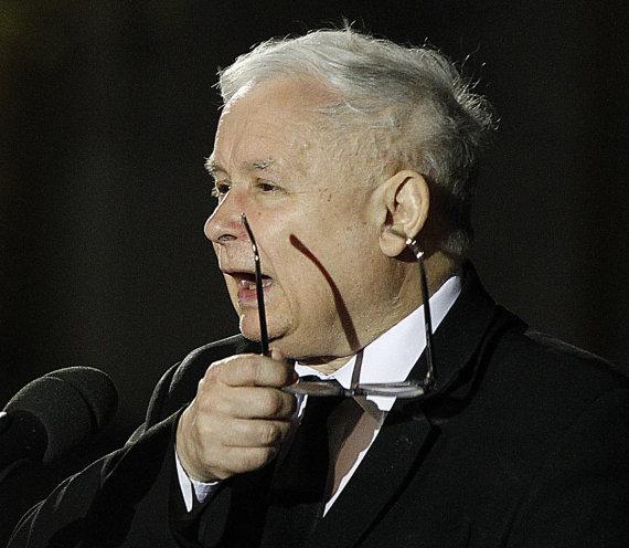 """""""Scanpix""""/AP nuotr./Jaroslawas Kaczynskis"""